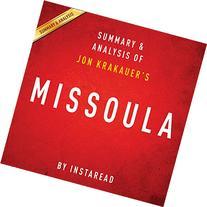 Missoula by Jon Krakauer | Summary and Analysis: Rape and