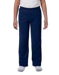Gildan G184B Youth Heavy Blend Open-Bottom Sweatpants -