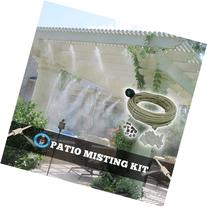 """Orbit 10060 - 3/8"""" Professional Misting System for Outdoor"""