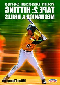 Mitch Thompson: Youth Baseball Series: Hitting Mechanics &