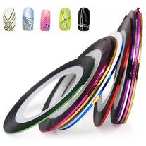 FOONEE Mix Color DIY Manicure Decoration Nail Art Tape