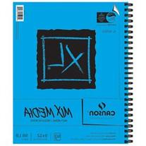 Canson XL Mix Media Pads 9 in. x 12 in