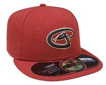 New Era MLB Arizona Diamondbacks On Field Maroon 59fifty