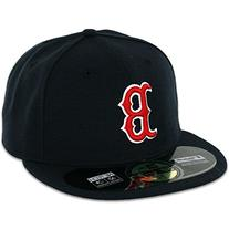 Boston Red Sox Navy Blue On-Field 59FIFTY Fitted Hat by New