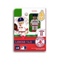 MLB Boston Red Sox Clay Buchholz OYO Figure