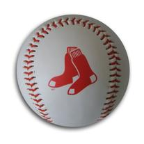MLB Boston Red Sox Team Logo Baseball