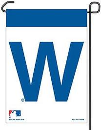 "MLB Chicago Cubs WCR61118081 Garden Flag, 11"" x 15"