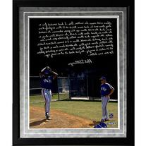 "MLB Framed Photo - Yankees Mel Stottlemyre ""Coaching Doc"