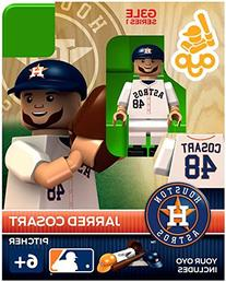 MLB Houston Astros Jarred Cosart Generation 3 Toy Figure