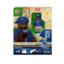 MLB Kansas City Royals Salvador Perez Generation 3 Toy