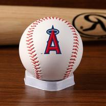 MLB Los Angeles Angels Team Logo Baseball