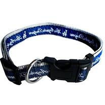 Pets First MLB Los Angeles Dodgers Pet Collar, Small