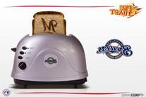 MLB Milwaukee Brewers Protoast Team Logo Toaster