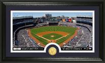 MLB New York Yankees Minted Coin Panoramic Photo Mint