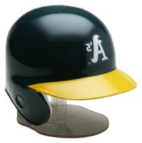 MLB Oakland Athletics Replica Mini Baseball Batting Helmet