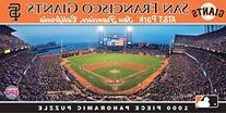 Masterpieces MLB San Francisco Giants Stadium Panoramic