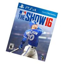 MLB The Show 16 Standard Edition for Sony PS4