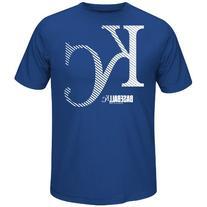 MLB Kansas City Royals Men's Synthetic Crew Neck 6 Tee,
