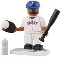 MLB Texas Rangers Prince Fielder Generation 4 Mini Figure,