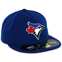 MLB Toronto Blue Jays Game AC On Field 59Fifty Fitted Cap,