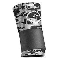 EvoShield MLB Wrist with Strap Digital Camouflage, Orange/