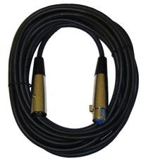 CBI MLC20 Low Z XLR Microphone Cable, 20 Foot
