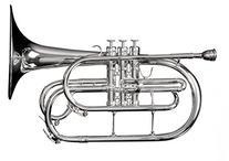 Adams Brass MM1S Mellophone