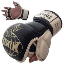 UFC Official MMA Professional MMA Training Gloves - Black /