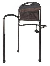 Stander Mobility Home Adult Bed Rail & Cushioned Support Bed