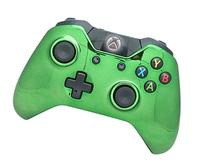 Modded Controller Chrome Green Mod Rapid Fire Controller for