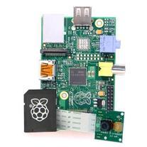 Raspberry Pi Model B Camera Kit with 8GB O/S Card