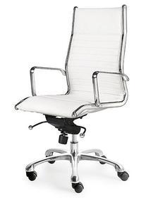 Zuo Modern Nexos Office Chair - White