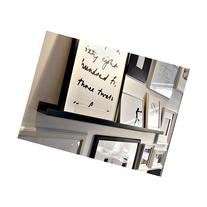 Modern  Picture Ledge for Photo Frames Floating Wall Shelf