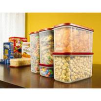Rubbermaid 8pc Modular Canister Set