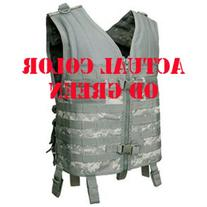 Modular Tactical Vest - Color: Od Green
