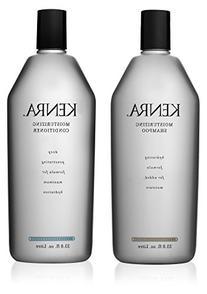 Kenra Moisturizing Shampoo and Conditioner Set, 33.8-Ounce