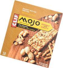 Clif Mojo Bar, Peanut Butter Pretzel, Net Wt. 19.08 Oz. 12