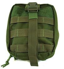Monstrum Tactical MOLLE Quick Detach EMT/First Aid Pouch