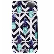Monique Vega - Design House - Pina Colada Green Phone Case