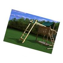 Swing Set Stuff Monkey Bar Kit With SSS Logo Sticker