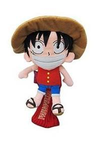 ONE PIECE MONKEY D. LUFFY 280 cc FAIRWAY WOOD HEADCOVER
