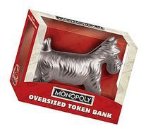USAopoly Monopoly: Oversized Dog Token Bank