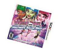 Monster High: Skultimate Roller Maze for Nintendo 3DS