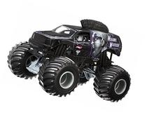 Hot Wheels Monster Jam Mohawk Warrior Die-Cast Vehicle, 1:24