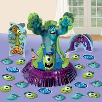 Monsters University Table Decorations, Party Supplies