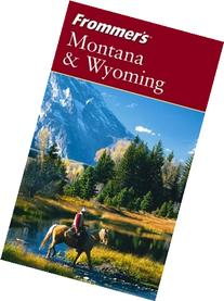 Rand McNally Easy To Fold: Montana, Wyoming