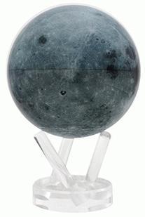 """6"""" Moon MOVA Globe"""