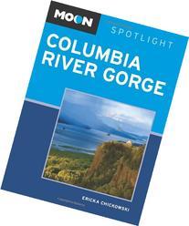 Moon Spotlight Columbia River Gorge
