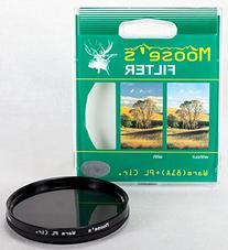 Hoya 62mm Moose Peterson Warming Circular Polarizer Filter