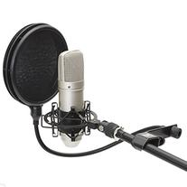 LyxPro MOP-28 Dual Layer Microphone Pop Filter with Flexible